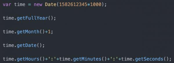 JavaScriptでunix時間を一般時間に変換する(JavaScriptの情報共有)
